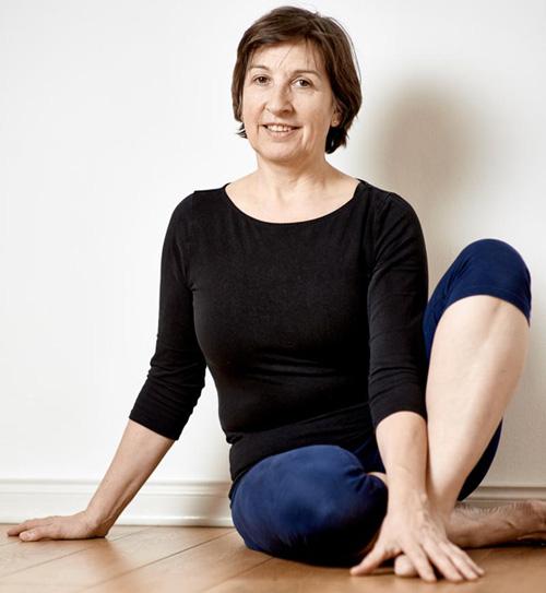 Birgit Dietz, Yogalehrerin SKA